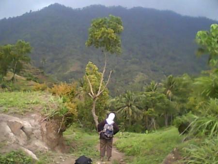 Kegiatan Hiking MAN Pulomerak