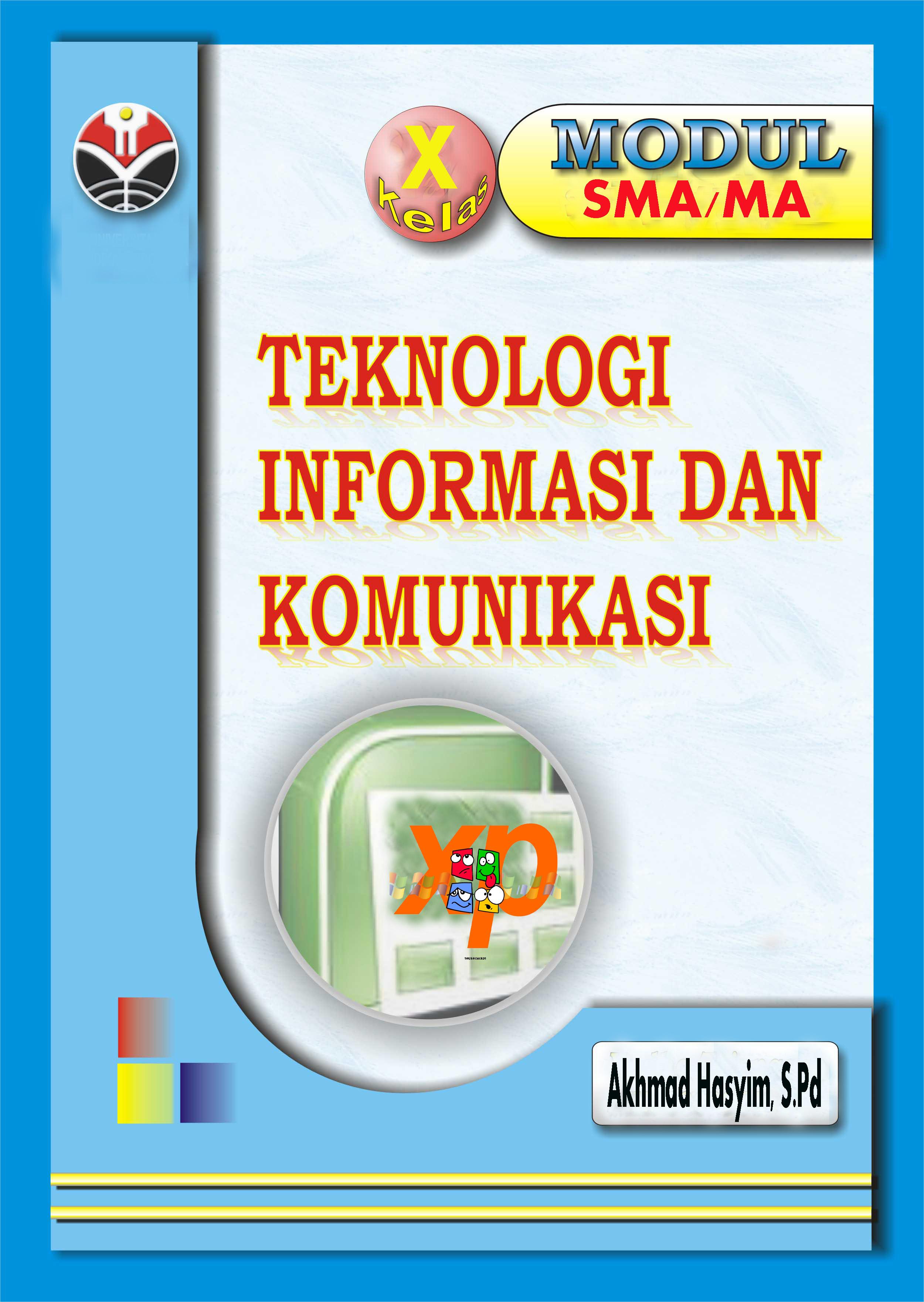 Cover Modul Tik Hasyim Weblog